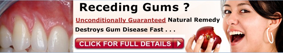 Can Receding Gums Grow Back