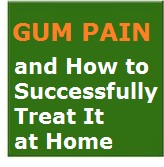 Pain in Gums